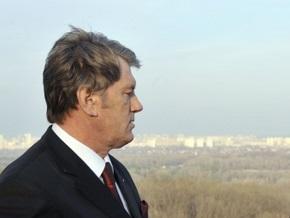 Ющенко обеспокоен убийством украинца на границе с Россией