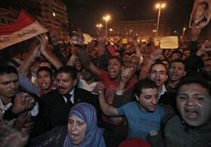 СМИ: Развитие ситуации в Египте зависит от армии