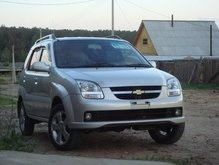 Chevrolet Lacetti меняют на новую модель