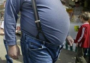 Исследование: Каждый девятый взрослый житель Земли страдает ожирением