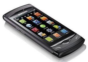 Лови волну. Обзор смартфона Samsung Wave S8500