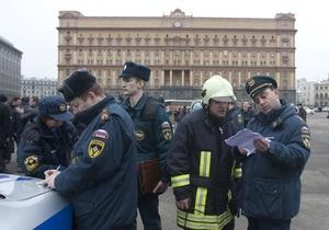 Московская милиция заявила, что не располагает фотографиями сообщников террористок