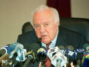 Шеварднадзе заявил, что Ющенко зря критикует Тимошенко в газовых вопросах