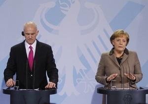 Reuters узнал, как лидеры ЕС намерены спасать экономику Греции