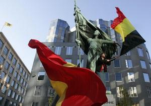 Бельгия установила мировой рекорд по продолжительности политического кризиса