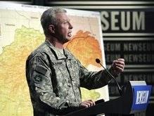 Командующий НАТО в Афганистане призвал направить в страну дополнительные войска