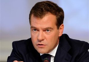 Медведев пообещал бороться с басманным правосудием