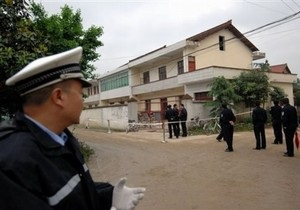 Китаец, напавший на начальную школу, приговорен к смертной казни