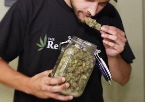 Колорадо стал первым штатом, легализовавшим марихуану в профилактических целях