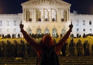 Возмущение Европы. Фоторепортаж из стран ЕС, охваченных массовыми забастовками и беспорядками