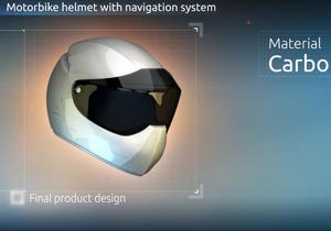 Россияне трудятся над шлемом дополненной реальности для мотоциклистов