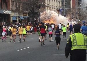 Появилась информация о природе взрывных устройств, сработавших в Бостоне