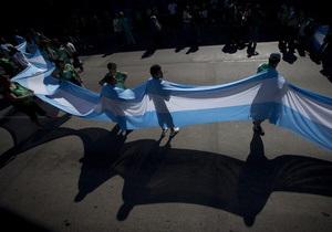 В Аргентине началась всеобщая забастовка, парализовавшая транспортную систему