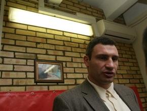 Кличко требует в суде отменить снижение тарифов на жилкомуслуги в Киеве