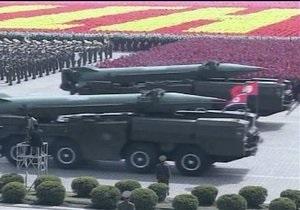 КНДР пригрозила Южной Корее ядерной войной
