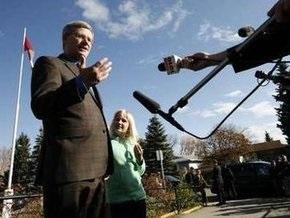 В Канаде начались третьи за четыре года досрочные парламентские выборы