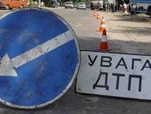 ДТП в Тернопольской области: погибли двое детей