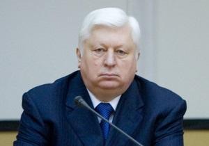 Пшонка: Дело об отравлении Ющенко может быть прекращено
