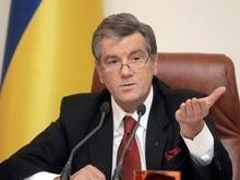 Ющенко: Проблема долга за газ практически решена