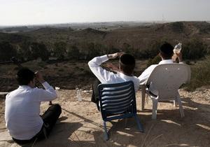 Израиль нанес авиаудар по Египту - газета