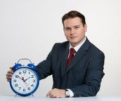 17 сентября в Киеве ведущий российский эксперт по управлению временем Глеб Архангельский проведет мастер-класс по тайм-менеджменту