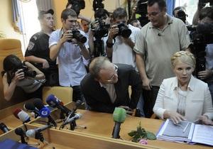 Эксперты: Судебный процесс против Тимошенко будет длительным и превратится в шоу