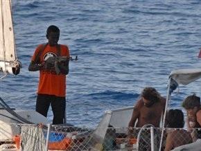 Пираты захватили греческий сухогруз у берегов Сомали