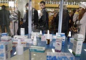 В украинских аптеках запретили продажу партии лекарств, содержащих парацетамол