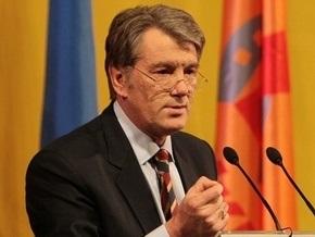 Ющенко уволил главу львовского СБУ, который нашел у Зварича миллионы долларов