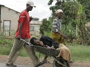 Жертвами эпидемии холеры в Зимбабве стали более 3600 человек