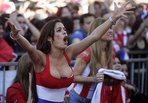 Playboy опубликует 3D-фото модели, прославившейся во время чемпионата мира по футболу