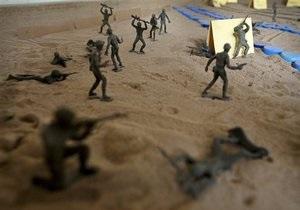 Новости США: В американской школе игрушечных солдатиков сочли пропагандой насилия