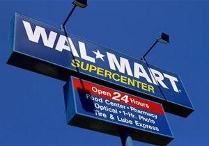 Новости США:  американцы чаще всего влюбляются в магазинах Wal-Mart