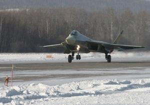 ВВС России закупят 60 истребителей пятого поколения