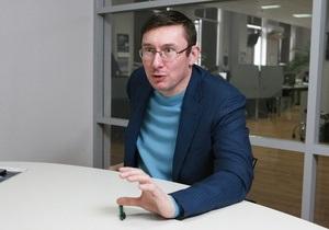 Луценко выступает за введение электронного голосования на выборах в Раду