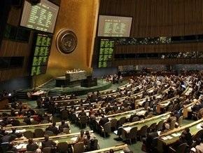 Генассамблея ООН поддержала грузинский проект резолюции по беженцам из Абхазии и ЮО