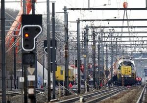 В Бельгии в результате аварии поезда погиб человек, 33 пострадали