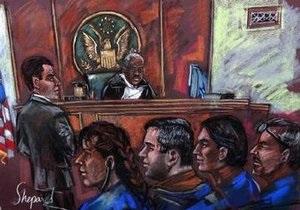 Все арестованные ранее в США россияне признали свою вину в суде Нью-Йорка