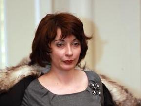 Лукаш заявила, что Рада не вернет Яценюка в кресло спикера