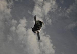 Российский космический грузовик начал автономный полет к МКС