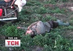Стала известна причина смерти мотоциклиста, задержанного сотрудниками ГАИ в Сумской области