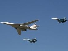 Датские истребители поднялись на перехват российских бомбардировщиков
