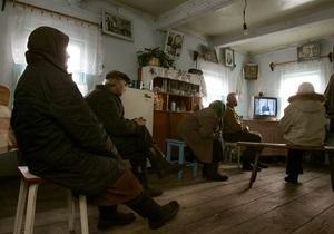 15% читателей Корреспондент.net выключили телевизор, попробовав смотреть его в новогоднюю ночь