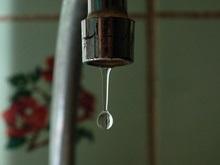 Жителей Киева пугают подачей воды по часам