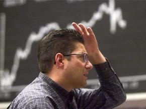 Европейские биржи открылись обвалом