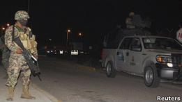 Беспорядки в тюрьме в Мексике унесли жизни 31 человека