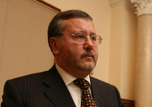 Гриценко заявил, что румынам не стоит шутить с Украиной