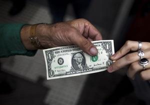 Межбанковский курс гривны - доллар - евро - Доллар на межбанке упал к 8,08 грн