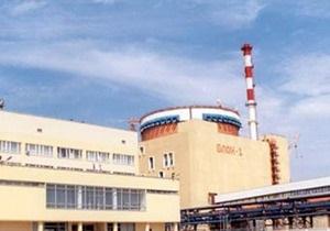 В России произошла авария на Волгодонской АЭС