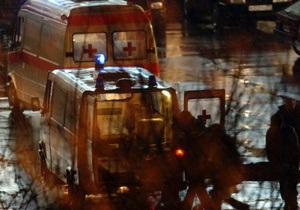 В Москве при подготовке сцены к митингу на Манежной площади умер рабочий